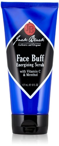 Jack Black Face Buff Energizing Scrub, 6 fl. oz