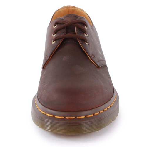 Dr. Martens 1461 Pw 11839220 Unisex Laced Leather Shoes Brown - 4 ghcEV