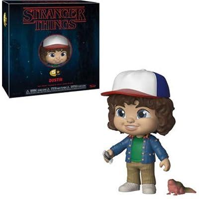 Funko 5 Star: Stranger Things - Dustin: Toys & Games