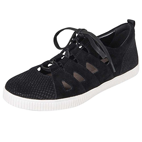 discount from china Earth Womens Mulberry Sneaker Black Silky Suede outlet low price fee shipping factory outlet for sale LhV2xxX2k