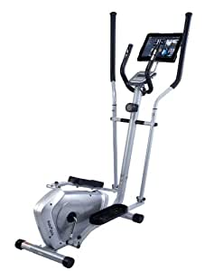 Innova Health and Fitness Elliptical Trainer with iPad/Android Tablet Holder