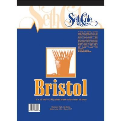 Seth Cole Bristol Board Pad by Seth Cole