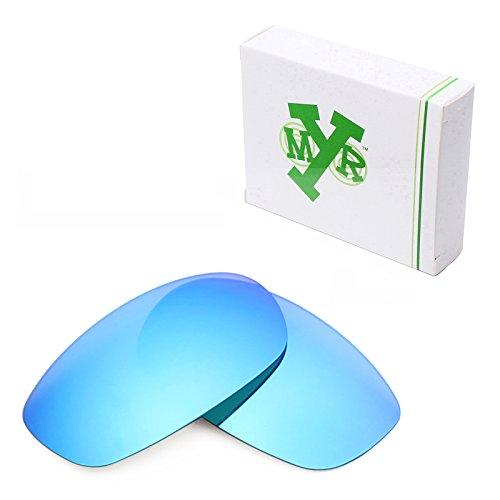 Mryok Polarized Replacement Lenses for Oakley Square Wire 2.0 - Ice - Square Wire Polarized