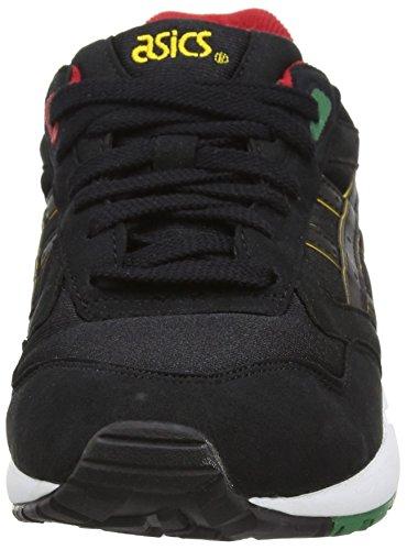Onistuka Gelsaga 9090 Tiger Sneaker Black Schwarz Unisex Erwachsene RrtRxFzqw