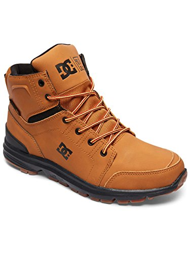 DC Torstein Boot Coffee Wheat/Dark Chocalate