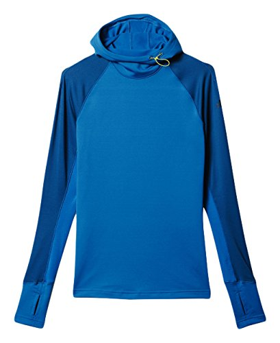 adidas Women's Techfit ColdWeather Pullover Hoodie F1615WBS13-P