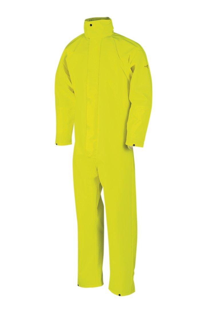 Baleno Montreal Herren Regen Anzug Gelb