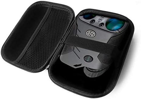 FitSand TM Carry Zipper Travel EVA Hard Case for Sig Sauer Kilo 2000 Yard Graphite Rangefinder