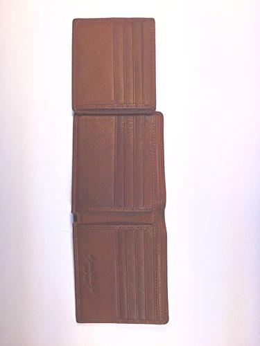 Osgoode Mens Wallet (Osgoode Marley RFID Flipper Billfold Brandy)
