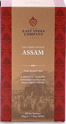 20 Bag 1 Box (East India Company tea Assam (1 box 20)