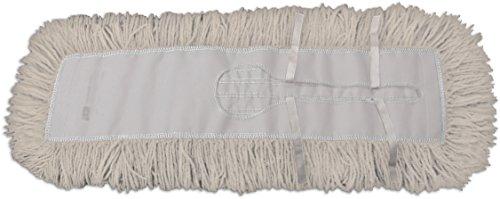 18-dust-mops-white-closed-loop-industrial-style-6-pack