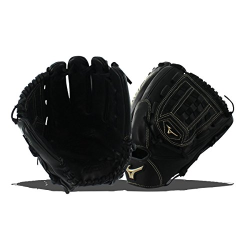 Mizuno Global Elite Baseball Glove, Black, 12