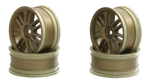 - RE30 bronze / 4pcs RAYS wheels VOLK Racing R246-4105 (japan import) by Kyosho