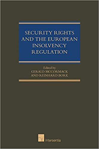 Book Security Rights and the European Insolvency Regulation