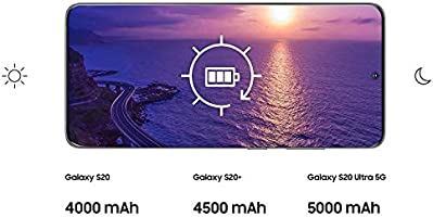 Samsung Galaxy S20+ - Smartphone 6.7