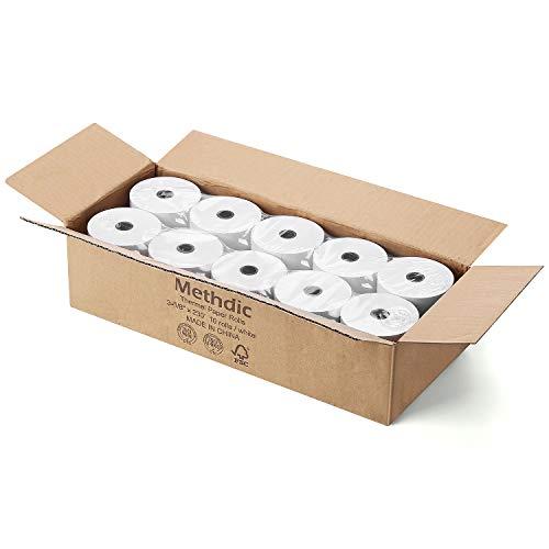Methdic Thermal Paper Rolls3 1/8