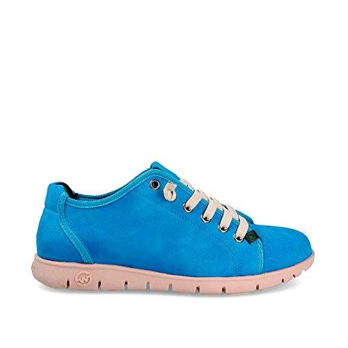 Slowwalk Zapatilla Top W Mujer Vaquero Teemo Sneaker dYg1zxqwz