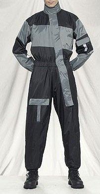 1 Piece Textile Motorcycle Suit - 2
