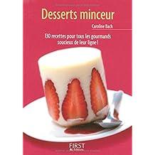 Le Petit Livre de - Desserts minceur