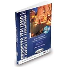 Nuovo progetto italiano. Con CD-ROM: Libro Dello Studente 1