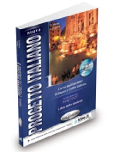 Nuovo progetto italiano. Con CD-ROM: Progetto Italiano 1: Corso Multimediale di Lingua e Civilta Italiana