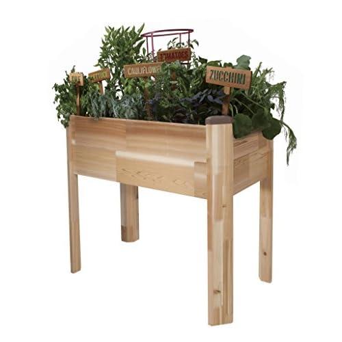 CedarCraft Elevated Garden Planter supplier