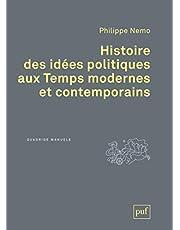 Hist. idées polit. temps moderne