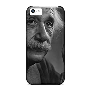 CwMtqgS4023zWFWm Tpu Phone Case With Fashionable Look For Iphone 5c - Albert Einstein