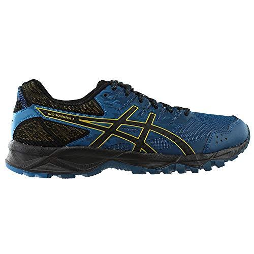 lemon Asics Da Running black 3 sonoma Blue Trail Gel Scarpe Uomo qYrIqv