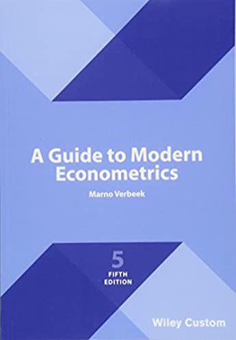 a guide to modern econometrics 5th edition amazon co uk marno rh amazon co uk Verbeek Distributors Lotte Verbeek Nothing Personal