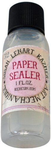 ICE Resin Paper Sealant, 1-Ounce