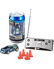 Revell Control 23561 Mini RC RacingCar uit het doosje met 27 MHz-afstandsbediening incl. laadfunctie, LED-licht, korte laadtijd, lange rijtijd kleine afstandsbediening auto, sportwagen
