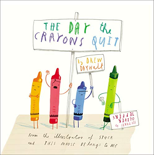 Image of The Day the Crayons Quit