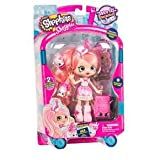 "Shopkins S8 Shoppie ""Pinkie Cola Visits America"" + Season 8 Mega Pack!"