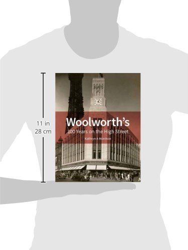 Woolworths 100 Years On The High Street Amazon Kathryn