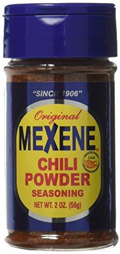 Mexene Original Chili Powder Seasoning - 2 Oz (Pack of -