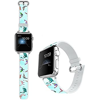 Amazon.com: Dseason Compatible with Apple Watch Band 38mm