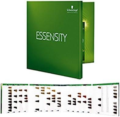 Negro. Essensity Carta de colores: Amazon.es: Belleza