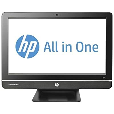 "HP Pro 4300 20"" LED anti-glare (1600 x 900) HD AIO All- in-one desktop computer, Intel i3-3220 3.3Ghz, 4GB DDR3 RAM, 500GB, DVD, WIFI, Windows 10 Professional (Certified Refurbished)"