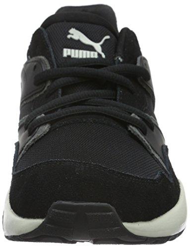 Puma Blaze - Zapatillas Unisex Niños Negro - Schwarz (puma black-asphalt 06)
