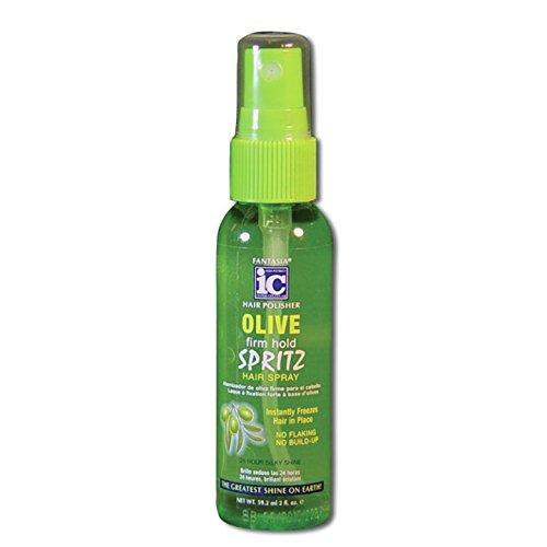 Fantasia Hair Polisher Olive Spritz, 2.0 Ounce