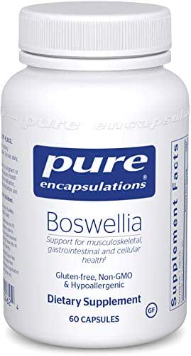 Pure Encapsulations - Boswellia - Herbal Support for Minor Joint Discomfort* - 60 Capsules