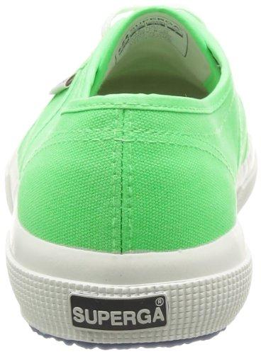 Superga - Zapatillas para hombre Verde verde 39