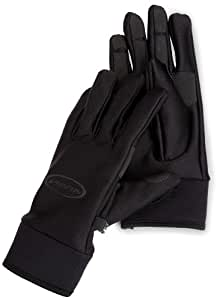 Seirus Innovations Men's Max All Weather Gloves, Small, Black