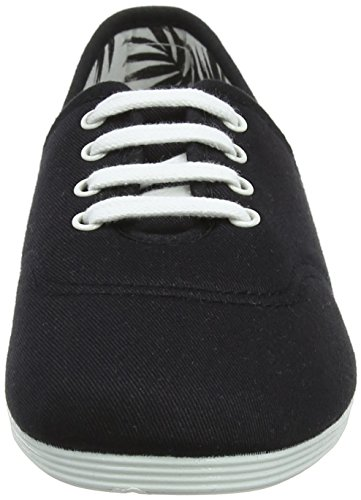 Flossy Black Nero Bxfgprf Blk Costa Donna Oxford Stringate 000 Scarpe vmOn08wN