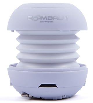Original Boom Pro 2.0 - Balón Mini de Altavoz, Color Blanco - para ...