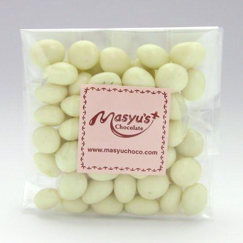 ●《マシュー》ホワイト煎り珈琲豆チョコ【コレクション】