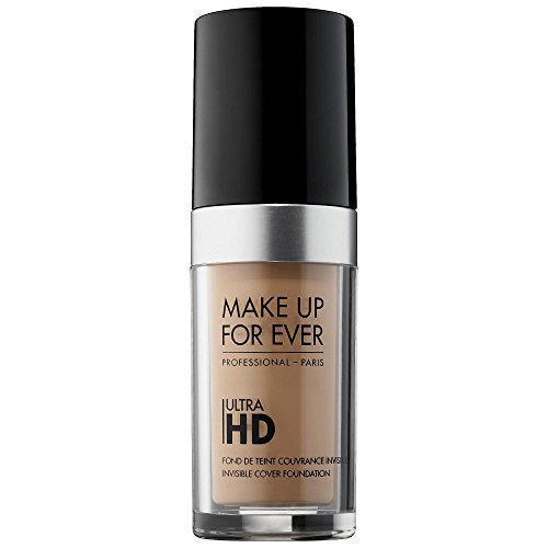 MAKE UP FOR EVER Ultra HD Invisible Cover Foundation 130 = R330 - Warm Ivory