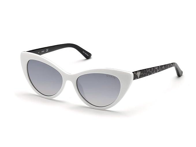 1b9e8d9892 GUESS Unisex Adults  GU7565 21C 53 Sunglasses
