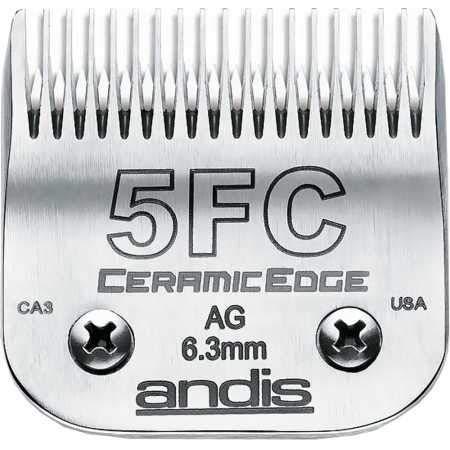 Andis CeramicEdge Carbon-Infused Steel